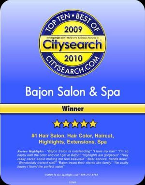 #1 Hair Salon, Spa and Hair Color in Cincinnati!