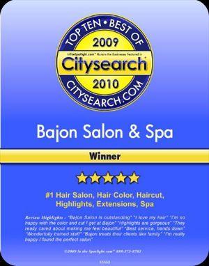 #1 Hair Salon, Spa and Hair Color in Cincinnati!