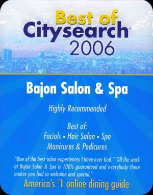 Best of CitySearch 2006 'Highly Recommended'