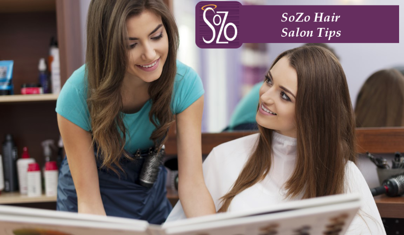Sozo Salon Tips