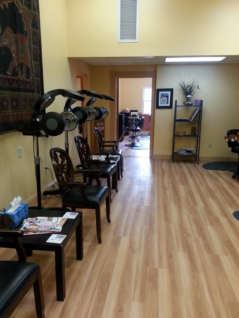 Sozo Hair By Bajon Salon Processing Room And Color Bar Sozo Hair