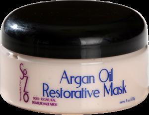 SoZo Argan Oil Restorative Mask 8oz (Medium)