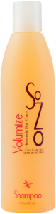 SoZo Volumize Shampoo 8oz (Medium)