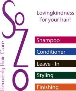 Sozo Color Coded Trademark and Lovingkindness