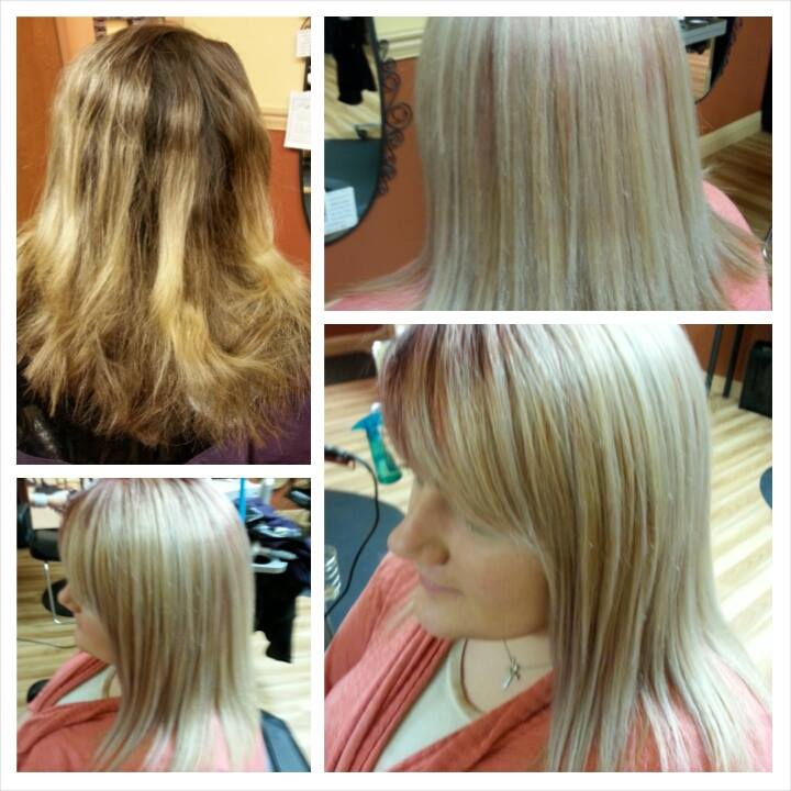 Erins New Color and Cut