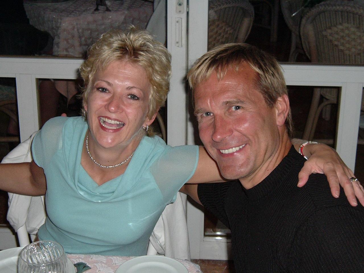 Karen & Mark