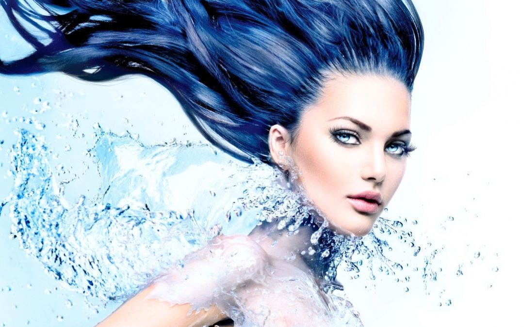 Blue Hair Highlights-Take Your Hair By Storm