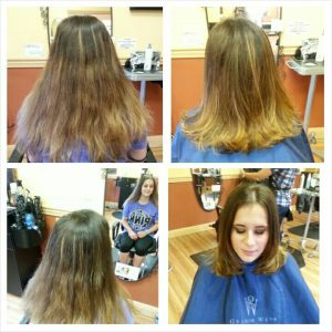 Before and After by Shelly