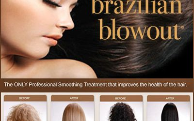 Brazilian Blowout for Smooth, Silky Hair