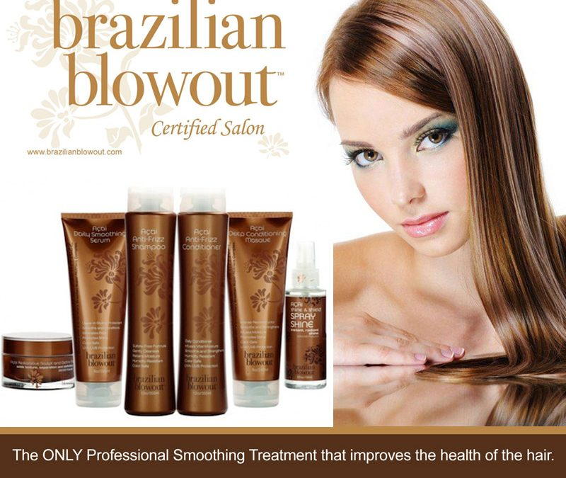 SoZo Brazillian Blowout