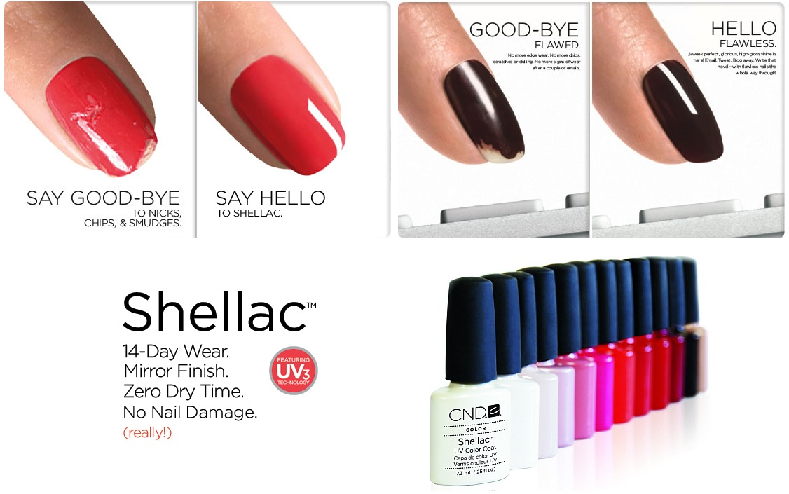 Shellac Manicure Dos And Donts