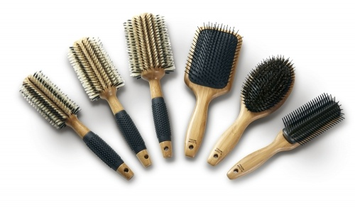 What Different Hair Brushes Are For And How To Use Them