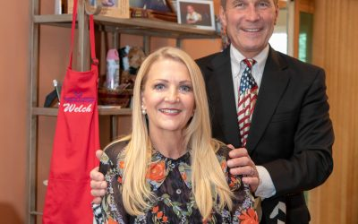 MEET THE WELCH FAMILY Passion, Purpose & Products
